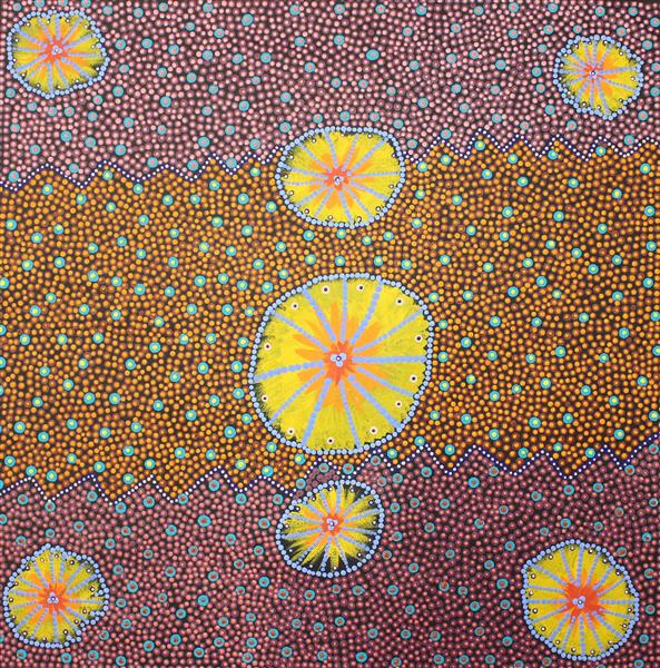 The Seven Sisters - A Dreamtime Story